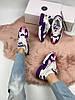 """Женские кроссовки Adidas yung 1 """"Violet"""" (в стиле Адидас ), фото 5"""