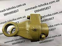 Вилка карданного вала со срезным болтом 27х74,5 на 6 шлиц, фото 1