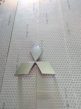 Эмблема MITSUBISHI  60х50 мм