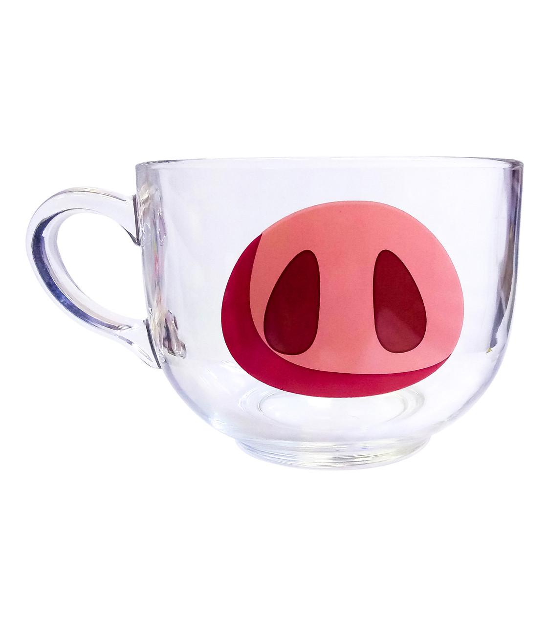 "Чашка ""Pig Face"""