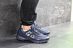 Мужские кроссовки Reebok H2o Drain (темно-синие), фото 4
