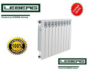 Биметаллический радиатор отопления (батарея) 500x80 Leberg