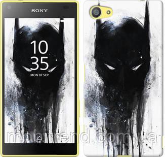 Чехол на Sony Xperia Z5 Compact E5823 batman-begins