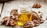 Грецкого ореха сыродавленное масло 200 мл (стеклянная банка)