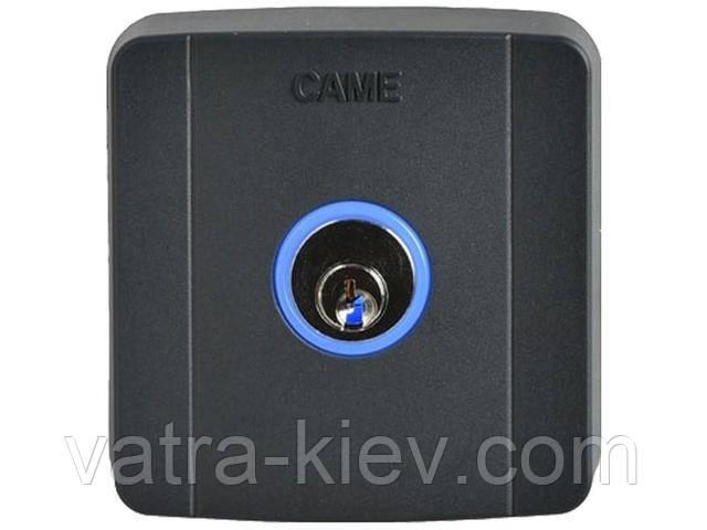 CAME SELC1FDG 806SL-0010 Ключ выключатель накладной