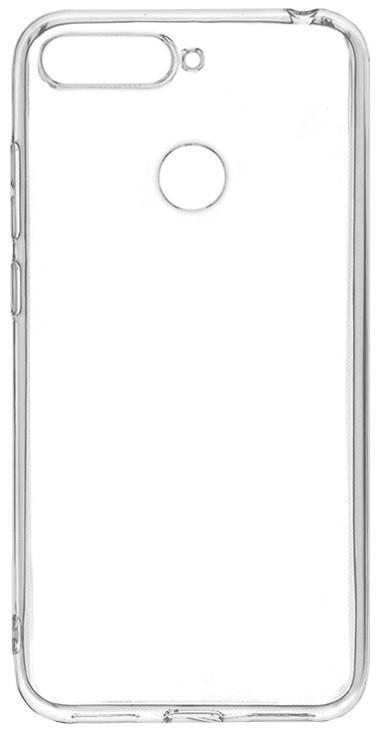 Силикон для Huawei Y7 Prime (2018)/Honor7C/7C Pro White 0.7mm Inavi