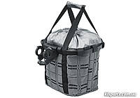 Корзина-сумка KLS SHOPPER серый