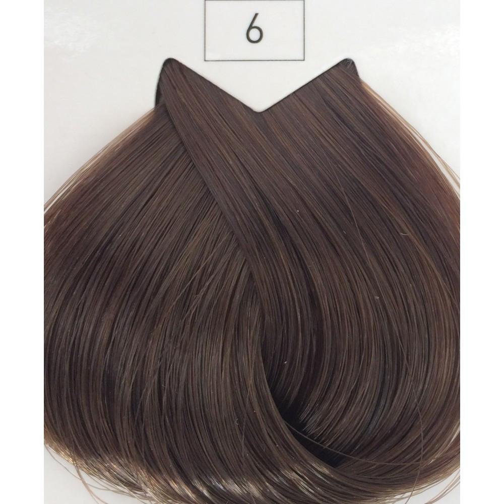 Крем-краска для красоты волос 50 мл-L'Oreal Professionnel Majirel 6 темный блондин 50 мл