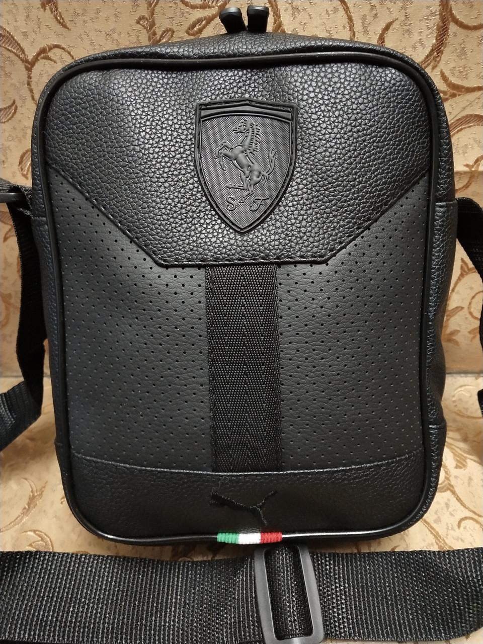 cd3db5c092e5 Спортивная барсетка puma 23*18*8 (черная), цена 180 грн., купить в ...