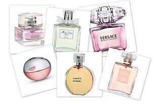 Лицензионная парфюмерия Самые популярные ароматы