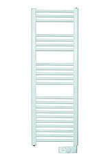 Электрический полотенцесушитель Atlantic 2012 белый узкий 500 Вт (1230*400*30 )