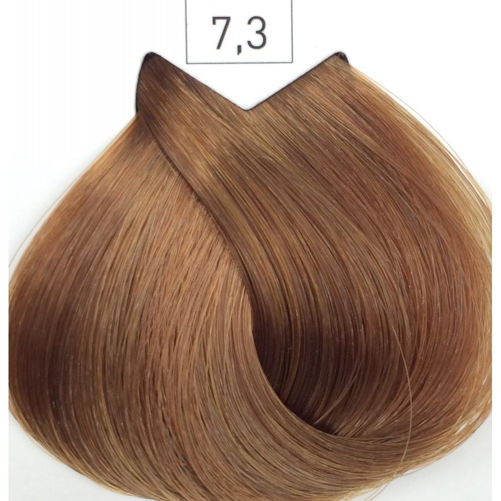 Крем-краска для красоты волос 50 мл-L'Oreal Professionnel Majirel 7.3 блондин золотистый 50 мл