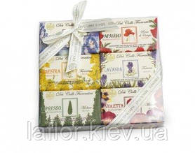 Nesti Dante Подарочный набор мыла Nesti Dante Высоты Флоренции 6 шт х 150 г