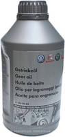 Оригинальное трансмиссионное масло для МКПП VAG GL4, G052726A2  1 литр