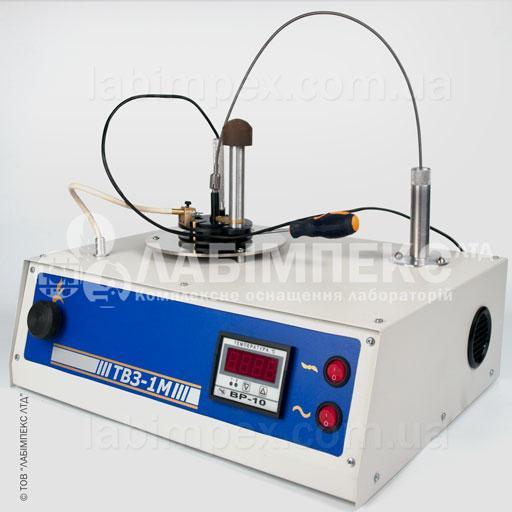 ТВЗ-1М - аппарат для определения температуры вспышки в закрытом тигле