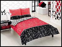 Комплект постельного белья First Choice бязь Ruda полуторка (kod 3571)