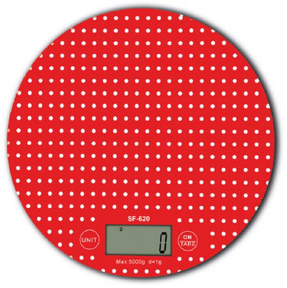 Кухонные весы SF-620(стекло, сенсорное управление)