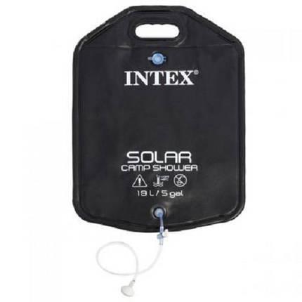 Походный навесной душ Intex 28052, 19 л, фото 2
