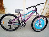 "Женский велосипед Discovery Kelly DD 26"" 2019, фото 2"