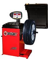Балансировочный станок (вес колеса 75 кг) CB66 220V BRIGHT