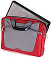 Сумка для ноутбука Sumdex PON-318RD, 16 дюймов,  тканевая, фото 4