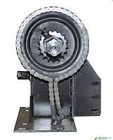 Ходоуменьшитель  1:2,5 «Zirka-105» (с рамкой под бензиновый мб)   (крепление 8 отверстий)