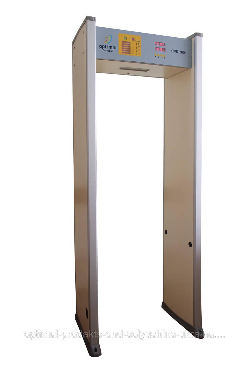 Рамка металлодетектор арочный OMD-2001