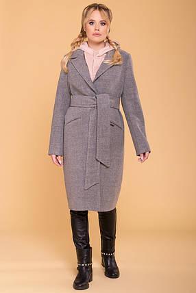 Женское демисезонное пальто Эрли 6335, фото 2