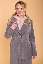 Женское демисезонное пальто Эрли 6335, фото 3