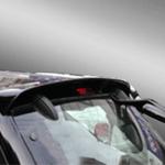 Спойлер Киа Соренто на заднюю дверь (2002 - 2009)