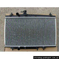 Радиатор охлаждения Джили СК, Geely MK, 1016001409 Лицензия