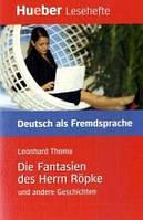 Lekture/Readers, D.Fant.d.Hr. Ropke u.a.
