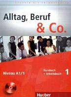 Alltag, Beruf & Co. 1, KB+AB + CD z. AB