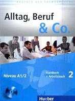 Alltag, Beruf & Co. 2, KB+AB + CD z. AB