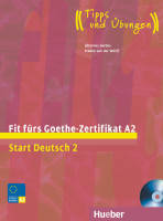 Fit furs Goethe-Zertifikat A2, LB m. integ. CD