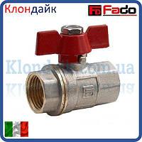 Кран шаровый FADO Classic PN40 20 3/4 ВВ