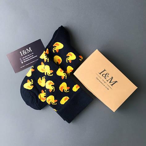 Носки женские I&M Craft с уточками (070235), фото 2