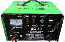 Пуско-зарядное устройство Craft-tec BC-50, фото 3