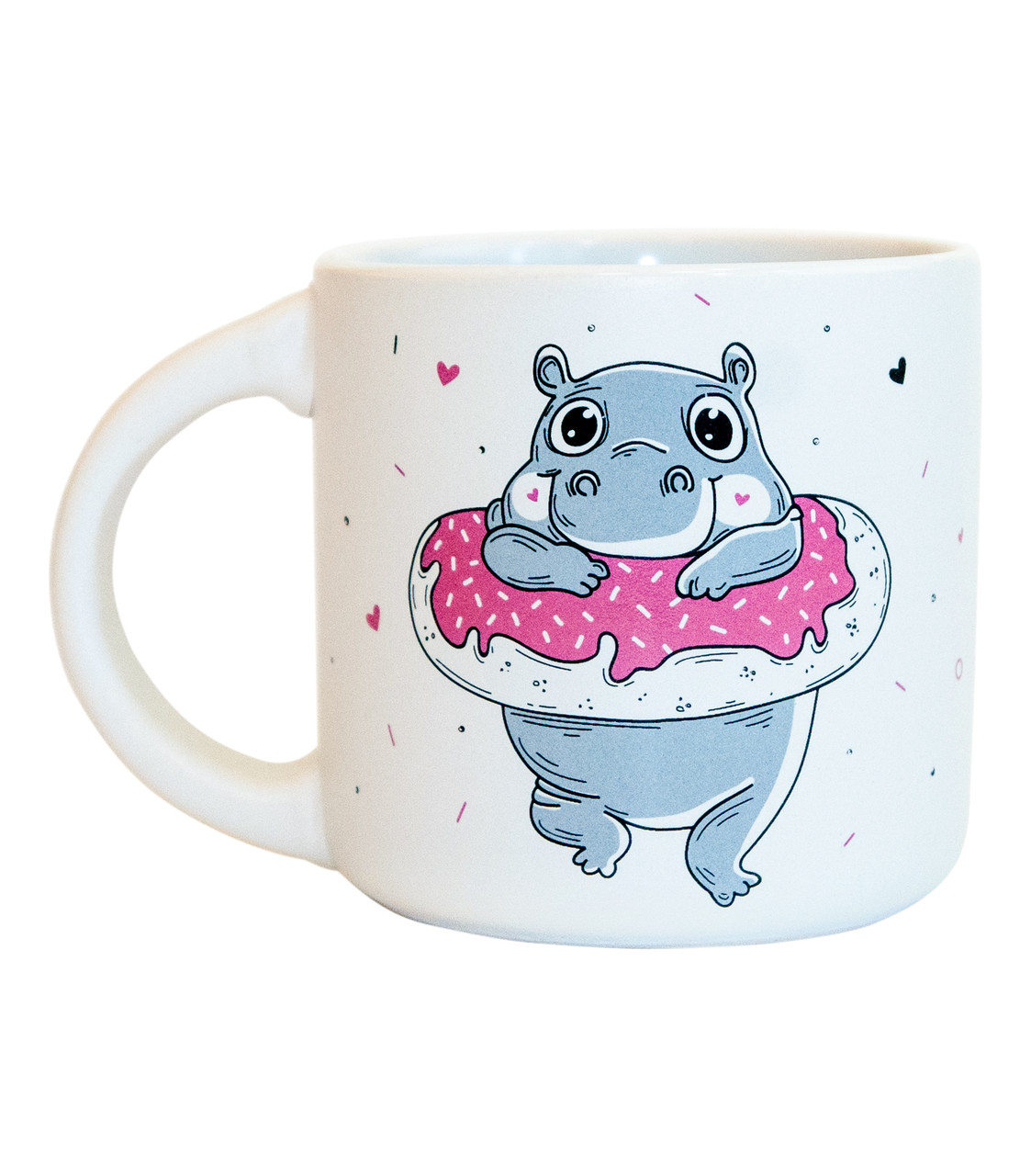 "Чашка  ""Donut Worry"" 350 мл"