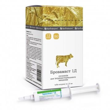 Бровамаст 1 Д ш/туб 10 мл - (після отелення) Бровафарма