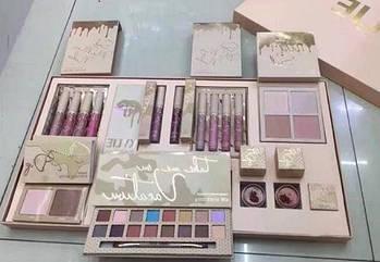 Большой подарочный набор косметики Kylie Jenner Take Me On Vacation Set, набор для макияжа Кали, реплика,