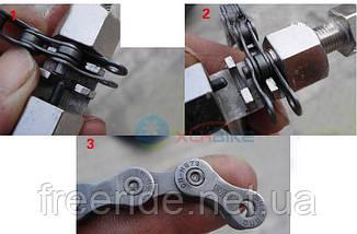 Выжимка велосипедная, съемник цепи, фото 2