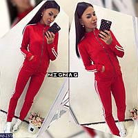 Женский спортивный костюм трикотажный, фото 1