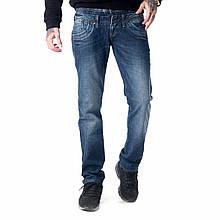 Мужские джинсы Franco Benussi 1155 синие