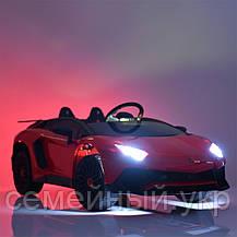 Электромобиль Bambi Lamborghini M 3903EBLR-1, фото 3