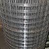 Сетка сварная , черная (штукатурная) , 25х25мм., диаметр 0,7 мм.