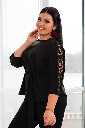 Очаровательная блуза с кружевом, фото 2