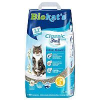 Наполнитель Biokat's Classic 3in1 Fior de cotton