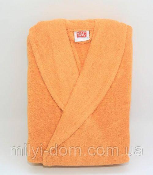 Махровый халат TAC Soft gold M