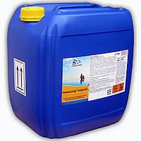 Кемохлор (Chemochlor) жидкий хлор, 35кг (13% активный хлор). Химия для бассейна Chemoform (Fresh Pool)